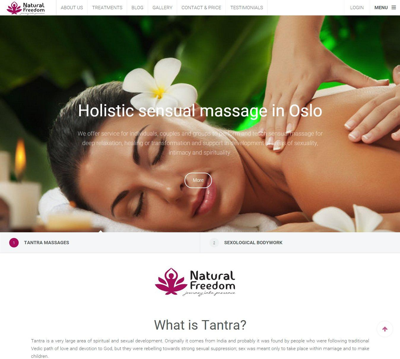 tantra massage in oslo massasje tantra